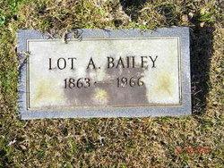 Lott A. Bailey