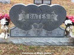 Charles Dent Bates