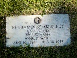 Benjamin Chalmers Smalley