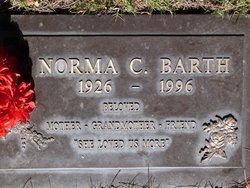 Norma Colleen <i>Young</i> Barth