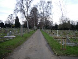 Hitchin Cemetery