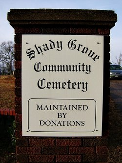 Shady Grove Community Cemetery