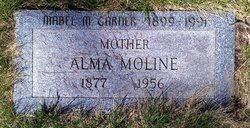 Alma <i>Bergstrom</i> Moline