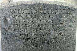 Mary Ebella Bourque