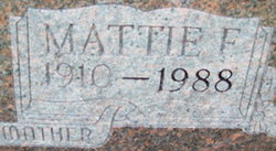 Mattie Florence <i>Clyburn</i> Cook