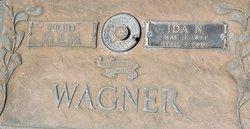Ida Naomi <i>Williams</i> Wagner
