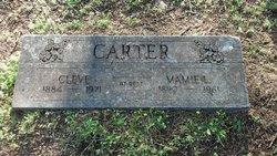 Mamie <i>Sanders</i> Carter