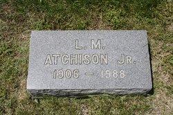 Lewis Madison L.M. Atchison, Jr