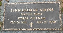 Maj Lynn Delmar Askins