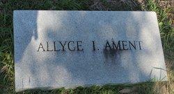 Allyce Irene Ament