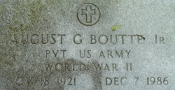August G Boutte, Jr