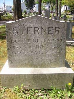 Edward M. Sterner