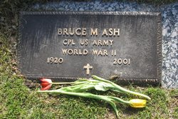Bruce M Ash