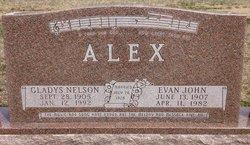 Gladys <i>Nelson</i> Alex