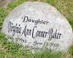 Virginia Ann <i>Conner</i> Baker