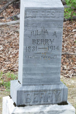 Julia A Berry