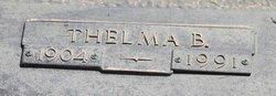 Thelma B Ablard