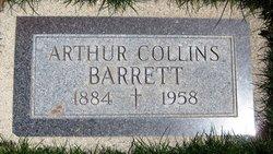 Arthur Collins Barrett