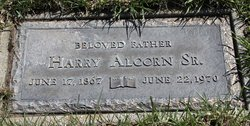 Harry Alcorn, Sr