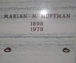 Marian Webb <i>McLeod</i> Huffman