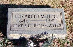 Elizabeth Matilda Bets <i>Jolliff</i> Judd