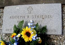 Adolph R. Striedel