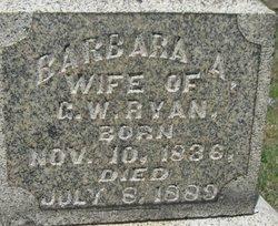 Barbara Ann <i>DeAtley</i> Ryan