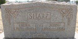 Laura <i>Manley</i> Sharp