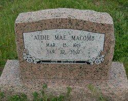 Audie Mae Macomb