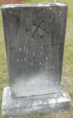 Henry D. Curtis