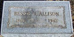 Bessie Ruth Allison