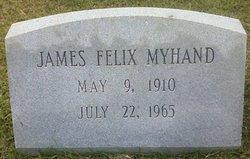 James Felix Myhand