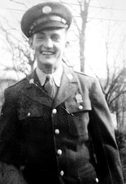 Pvt Robert Eugene Knauff