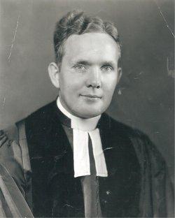 Rev James Renwick Jackson