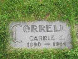 Carolyn Mabel Carrie <i>Winters</i> Correll