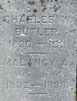 Charles W Butler
