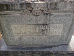 Alice A Atkinson