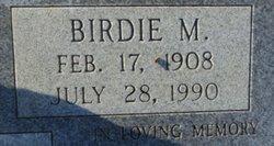 Birdie M Chick
