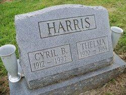 Cyril Harris
