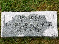 Georgia Merle <i>Crowley</i> Morse