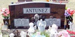 Amparo <i>Gonzalez</i> Antunez