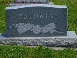 Edgar W Baldwin