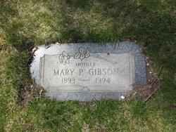 Mary Pauline <i>Doyle</i> Gibson