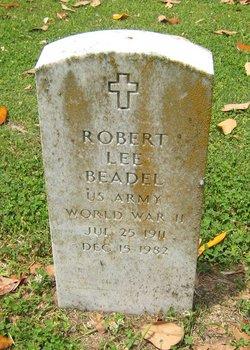 Robert Lee Beadel
