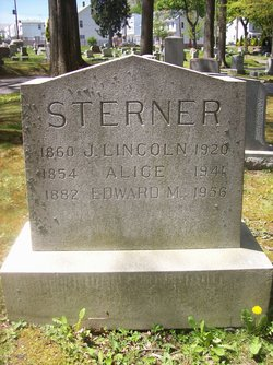 John Lincoln Sterner
