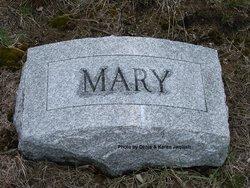 Mary E. <i>Hill</i> Carr