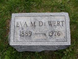 Eva M DeWert