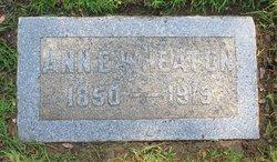 Ann E. Wheaton