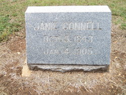 Nancy Jane Janie <i>Howlett</i> Connell