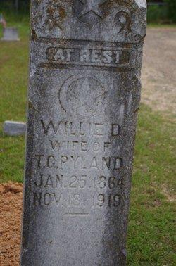 Willie D Pyland